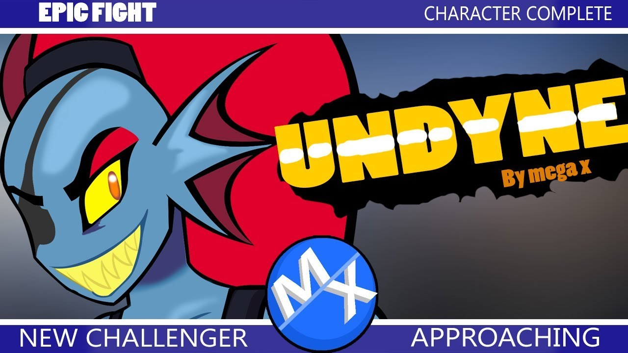 Undyne - Downloads - The MUGEN ARCHIVE