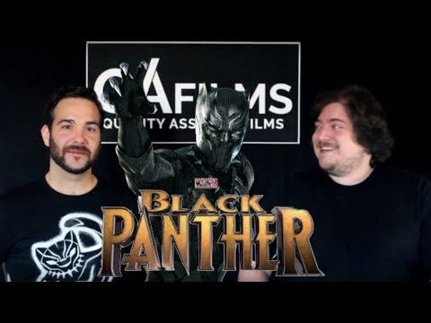 QA Films - Episode 30 - Black Panther Movie Review