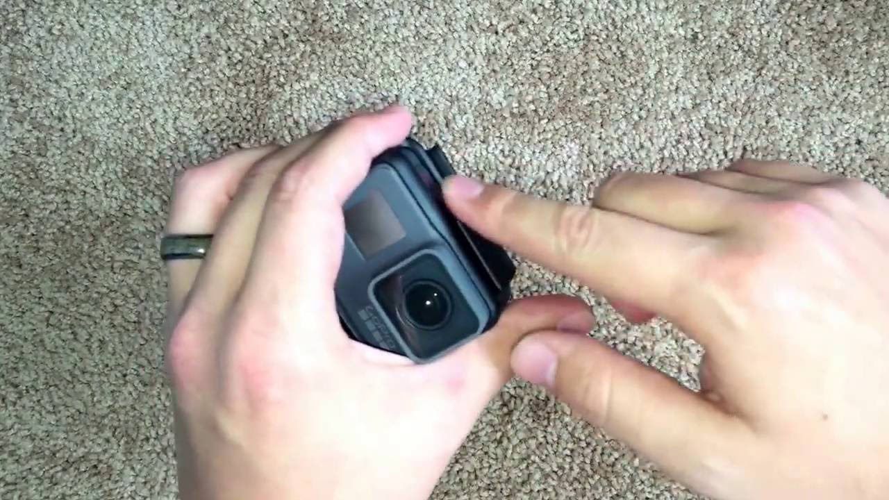 How to open the new gopro hero 5 6 casing youtube how to open the new gopro hero 5 6 casing jeuxipadfo Choice Image