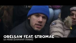 OrelSan - La pluie (feat. Stromae) [CLIP WITHOUT MUSIC] Joyca et Amixem