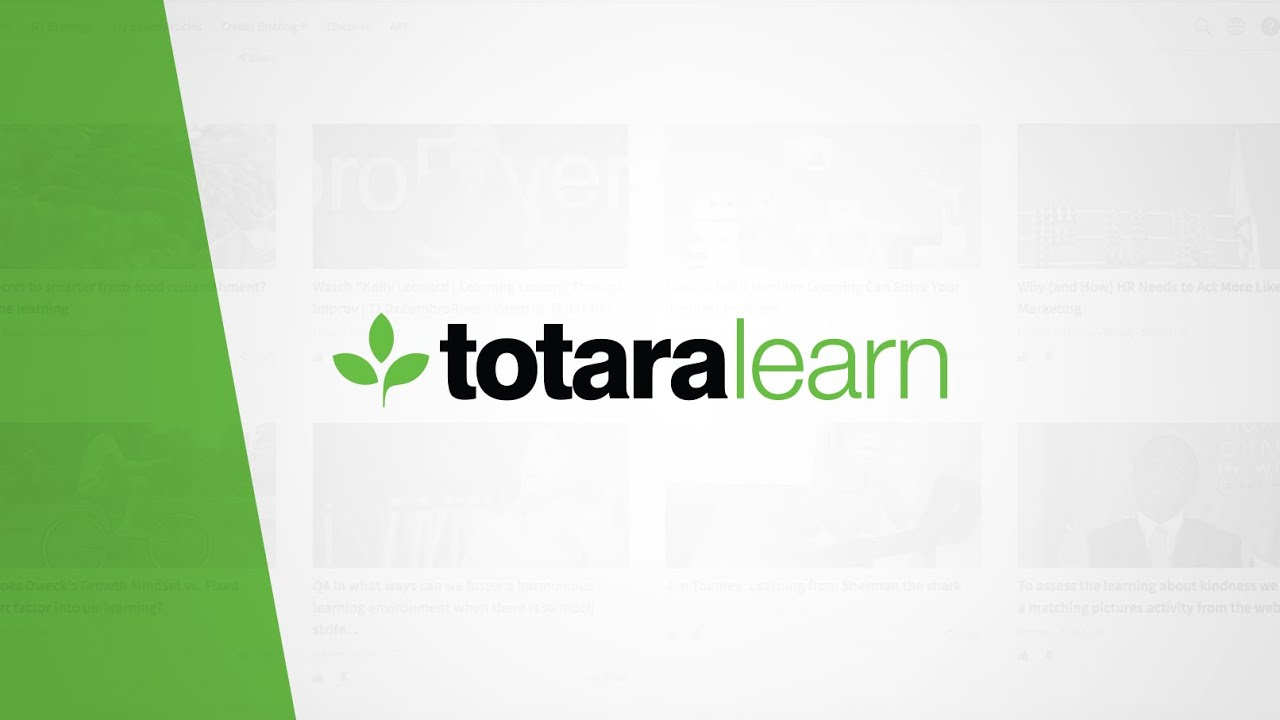 How to add value to your Totara Learn LMS with curated content your  learners will love