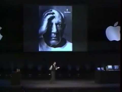 Steve Jobs troll Michael Dell 1997   Jobs official