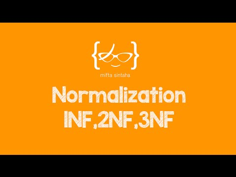 database normalization tutorial pdf