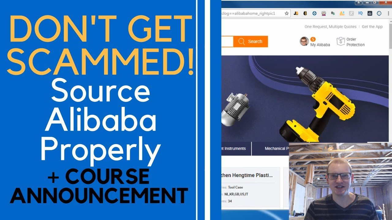 Source Products And Find Manufacturers On Alibaba For Amazon + HUGE  Announcement