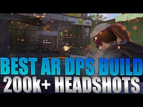 The Division 2 - NEW Best AR Build DPS Guide 200k+ Headshots TU4 New Meta