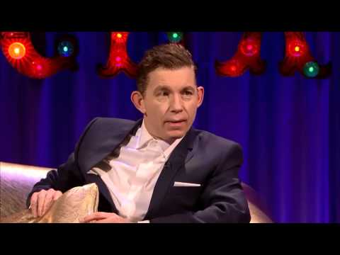 Lee Evans On Alan Carr Chatty Man S013E012 (5/12/14)