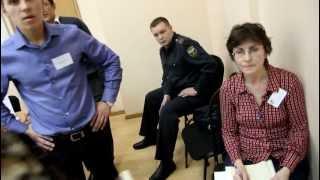 УИК 570 в г Жуковском - конфликт из-за места - часть 2
