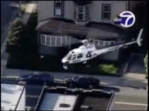 Helicopter Crashes into Building TV News Chopper Crashes Brooklyn New York City NYC Hits Apartment