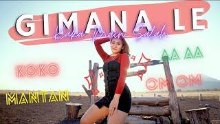 Vita Alvia - GIMANA LE - Kaka Main Salah (Official Music Video ANEKA SAFARI)