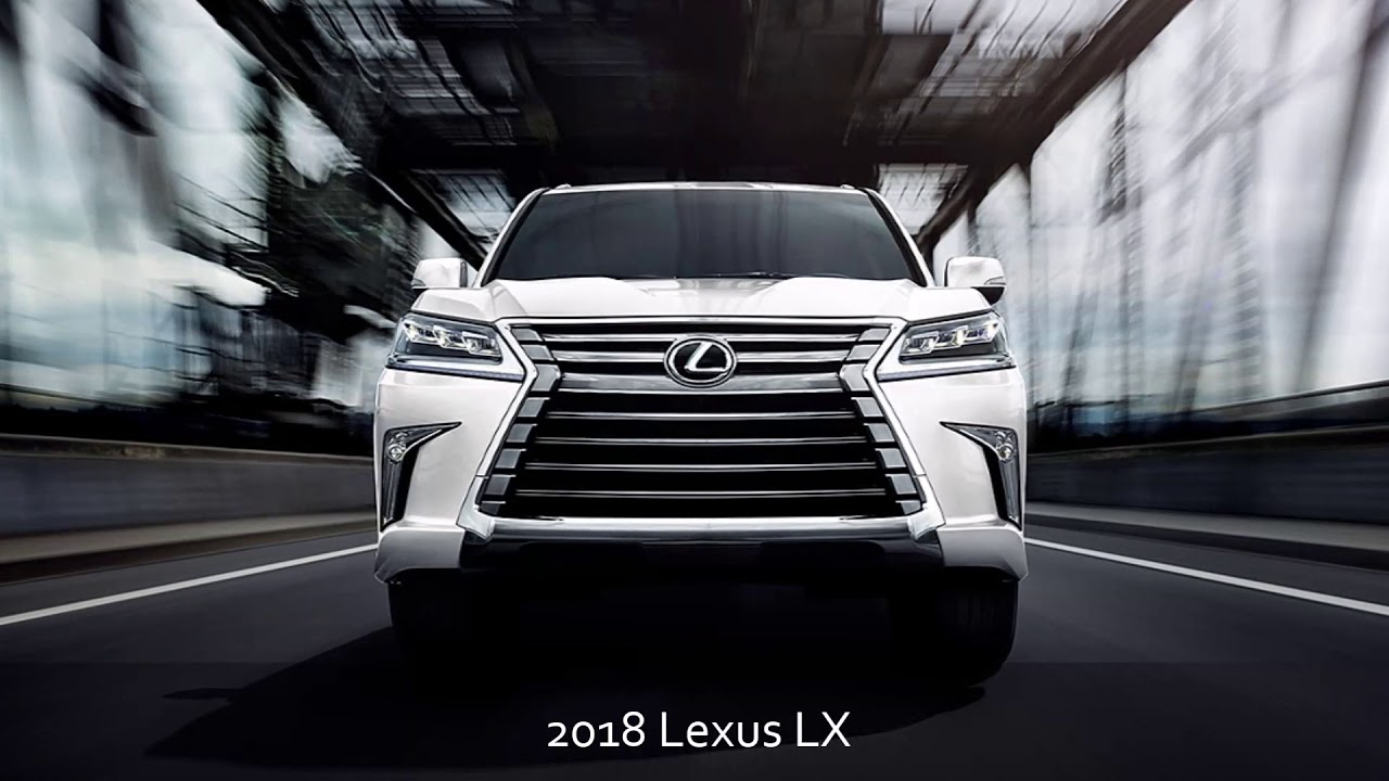 Perfect 2018 Lexus LX From McGrath Lexus Of Chicago Serving Cicero, Oak Park And  Berwyn, IL!