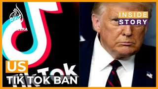 Trump bans Tik Tok over security concerns
