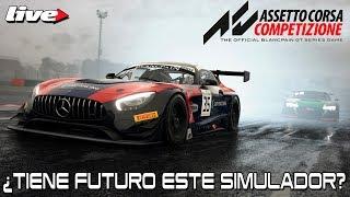 Assetto Corsa Competizione - ¿Tiene Futuro este Simulador?