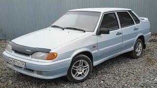 авто за 100 тысяч ВАЗ LADA Samsra 2115 2004 г