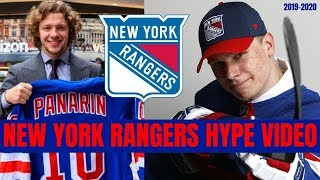 New York Rangers Pump Up 2019-20 | Be Someone [HD] | NHL Hype/Montage Video
