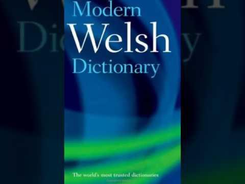 Modern  Welsh  Dictionary - Geiriadur  Cymraeg Cyfoes