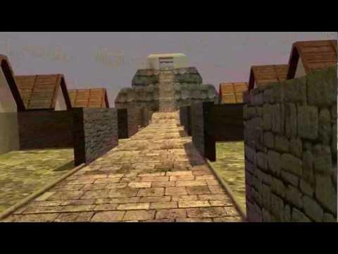 Ancient Village - Work in Progress