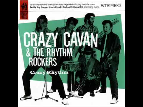 Crazy Cavan & The Rhythm Rockers - Hey, Pretty Baby