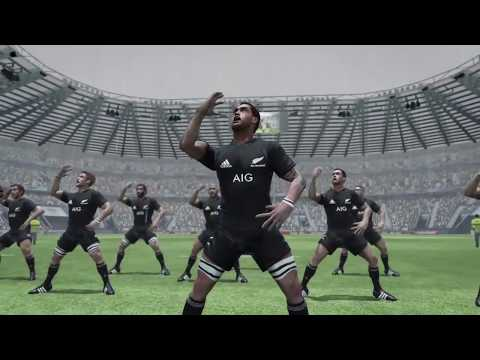 Rugby Challenge 3 England v New Zealand PS4 2016