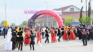 Sabirabad Bakı 2015 məşəlini belə qarşıladı