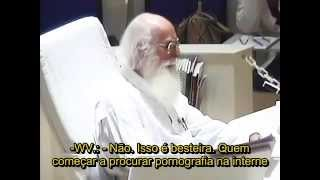 Pornografia na Internet - Waldo Vieira (Conscienciologia) - Legendado em português