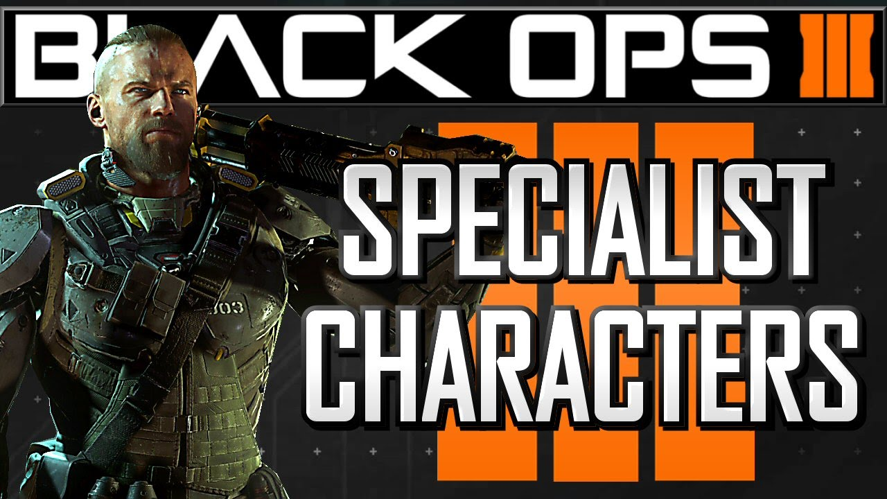Black Ops 3 Multiplayer Info Specialist Characters Explained Bo3 Multiplayer News