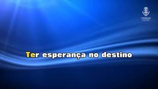 ♫ Demo - Karaoke - É TÃO BOM SER PEQUENINO - Alfredo Marceneiro