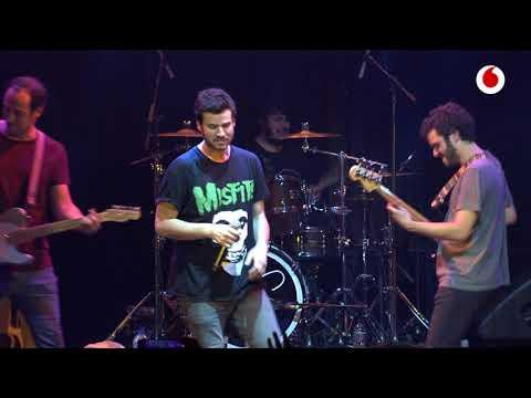 Sirenas - Vodafone yu Music Show #yuTaburete