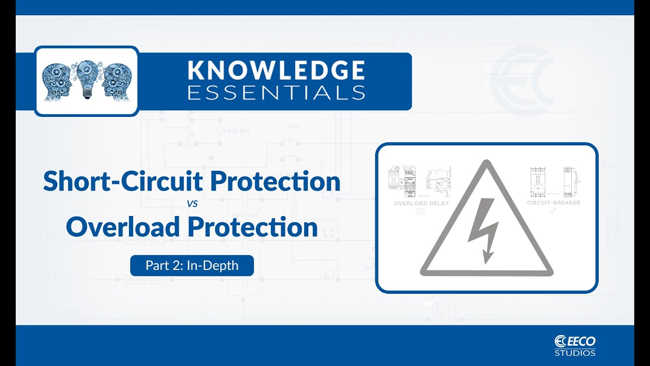 Short Circuit Protection Vs Overload Part 2 In Depth Tsubaki Wiring Diagram