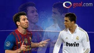 Record Breakers - Messi and Ronaldo re-writing history in La Liga