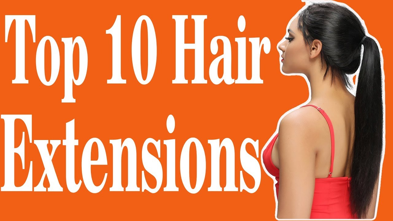 Top 10 Hair Extensions Wigs Under 100 100 Layers Of Hair