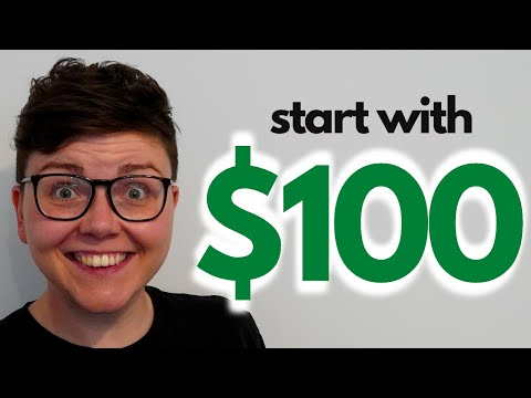How I'd Invest $100 Into Crypto (Cryptocurrency Investing On A Budget)