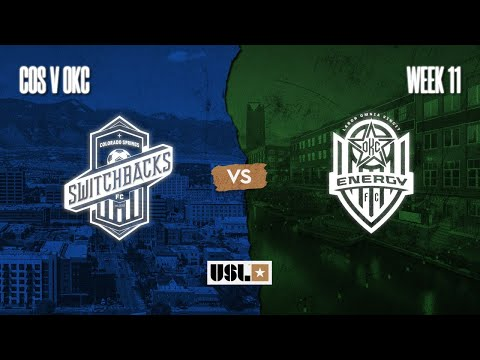 Colorado Springs Switchbacks FC vs. OKC Energy FC: September 5, 2020