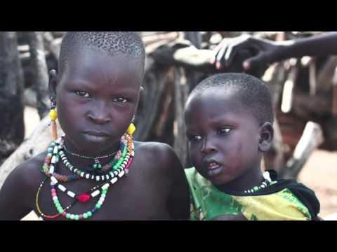Lit newscast Sudan