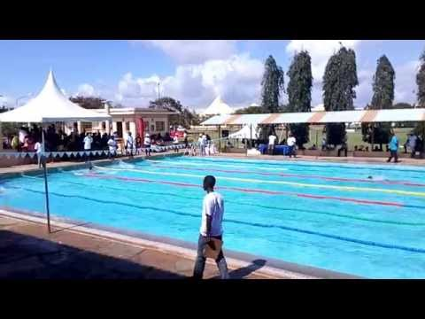 KSF National age group meet at Oshwal academy.  200m Butterfly (2016.10.30) 200m Fly final heat