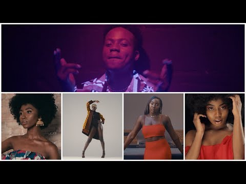 Korede Bello - Melanin Popping  ( Official Music Video )