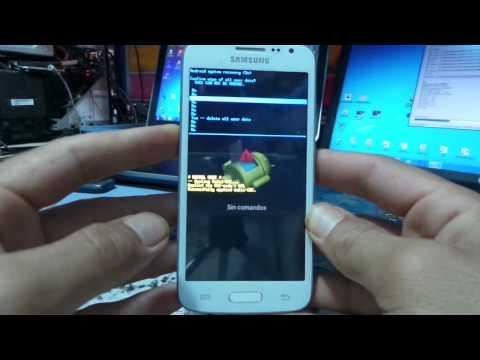 Samsung Galaxy Express 2 G3815 hard reset