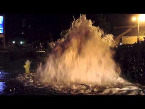 Embarcadero Flood