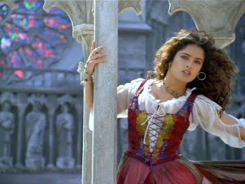 HUNCHBACK OF NOTRE DAME 1997 - Esmeralda Dance (Salma Hayek)