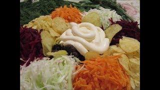 """Прекрасный салат """"Осенняя свежесть"""""""