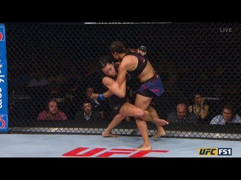 UFC Boise: Cat Zingano vs Marion Renau - Post Fight Reaction