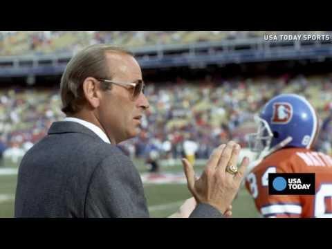 Broncos owner Pat Bowlen steps down due to Alzheimer