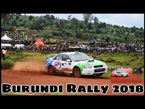 Bujumbura II Burundi II Gitega II Goji II Moto Rally 2018 II Car Racing
