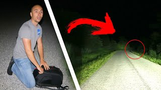 (HAUNTED) SCARY ENCOUNTER AT BENNETT PIER ROAD!