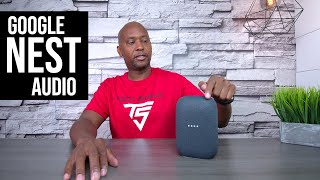 Google Nest Audio | Setup & Review | The Sound Is Amazing