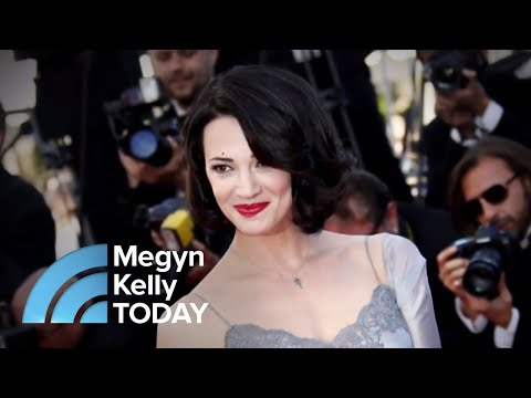 Megyn Kelly TODAY Discusses Asia Argento Allegedly Paying Off Her Accuser  Megyn Kelly TODAY