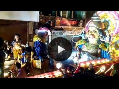 Rajnandgaon Visarjan jhanki 2017 (Trishankh Mandal)