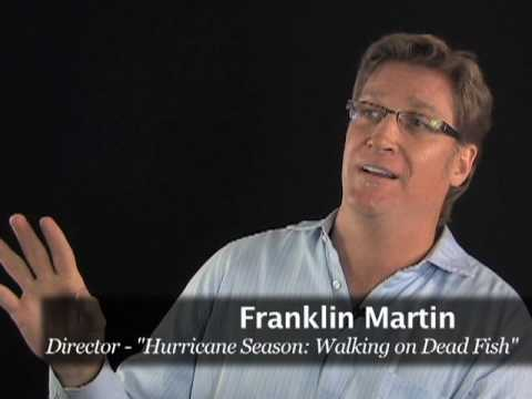 HURRICANE SEASON: WALKING ON DEAD FISH interview - YouTube