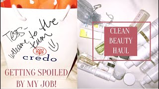 *Rlly Good + Fresh* Clean Beauty Haul | Spoiled by Credo!