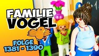 Playmobil Filme Familie Vogel: Folge 1381-1390 Kinderserie | Videosammlung Compilation Deutsch