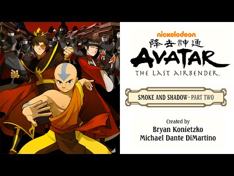 Avatar - Smoke and Shadow: Part 2 (FULL COMIC) (Motion Comic)